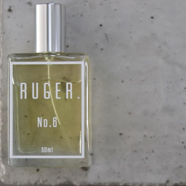 Ruger Fragrance No.6 - 60ml