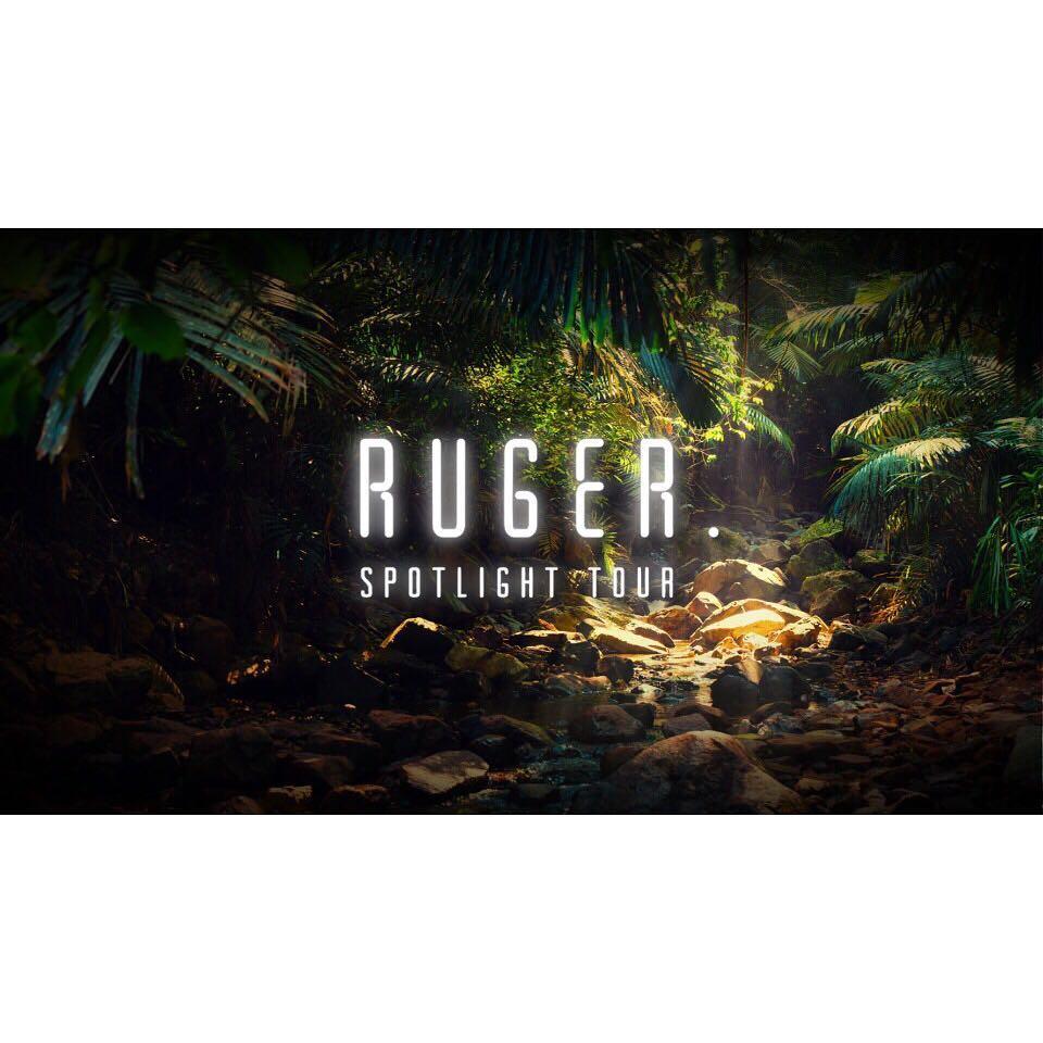 RUGER Spotlight tour