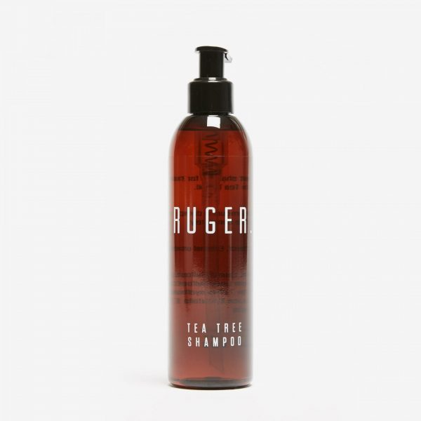 RUGER . Tea Tree Shampoo - 250ml