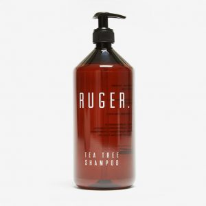 RUGER . Tea Tree Shampoo - 1ltr