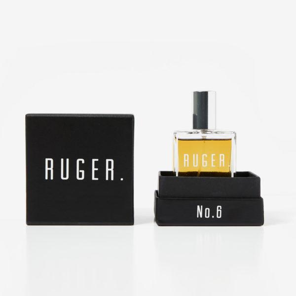 RUGER. No 6 Fragrance 50ml
