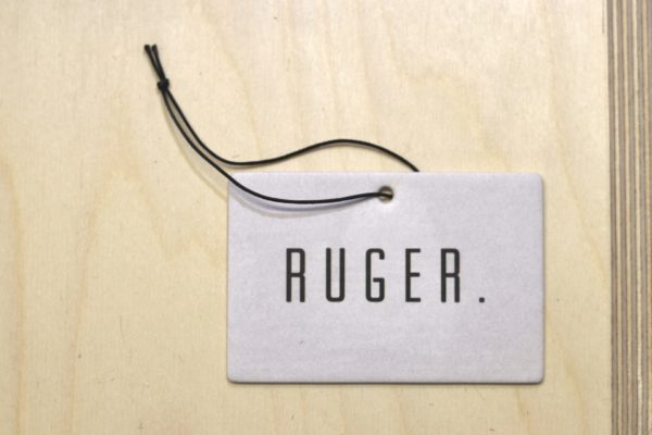 Ruger . Car Air Freshener