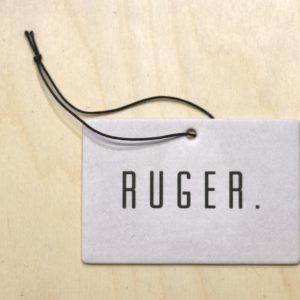 Ruger . Car Air Freshener
